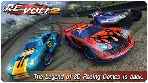 Download Re-volt 2: Best RC 3D racing Android free game. Get full version of Android apk app Re-volt 2: Best RC 3D racing for tablet and phone.