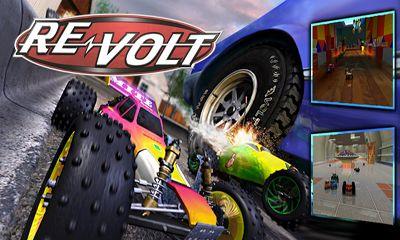 RE-VOLT Classic Android apk