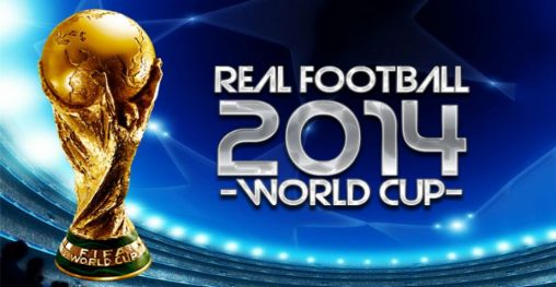 Download Real football 2014: World cup Android free game. Get full version of Android apk app Real football 2014: World cup for tablet and phone.
