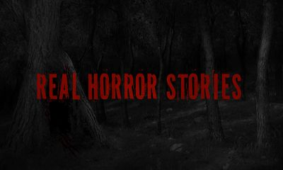 Screenshots of the Real Horror Stories for Android tablet, phone.