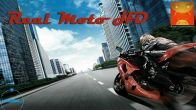 In addition to the game Drag Racing 3D for Android phones and tablets, you can also download Real Moto HD for free.