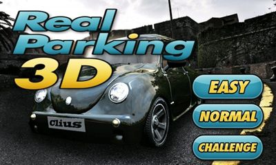 Screenshots of the Real Parking 3D for Android tablet, phone.