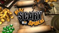 In addition to the game Wrath of savage for Android phones and tablets, you can also download Real scary spiders for free.