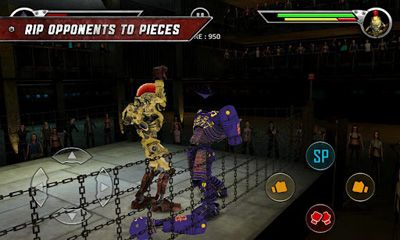 real steel online game play