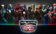In addition to the game Turbo Racing 3D for Android phones and tablets, you can also download Real steel. World robot boxing for free.