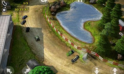 Screenshots of the Reckless Racing 2 for Android tablet, phone.