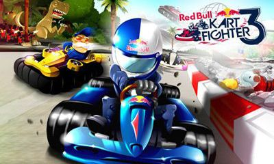 Screenshots of the Red Bull Kart Fighter 3 for Android tablet, phone.