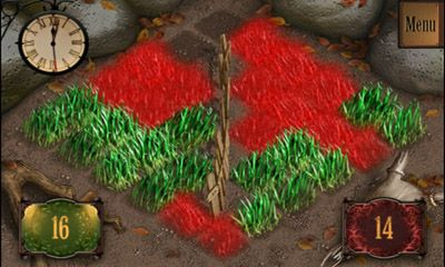 Screenshots of the Red Weed for Android tablet, phone.