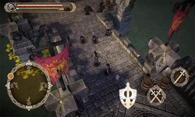 Screenshots of the Reign of Amira The Lost Kingdom for Android tablet, phone.