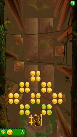 Screenshots of the Rescue me: The lost world for Android tablet, phone.