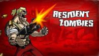 In addition to the game DROID Combat for Android phones and tablets, you can also download Resident zombies for free.