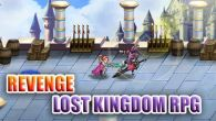 In addition to the game Small fry for Android phones and tablets, you can also download Revenge: Lost kingdom RPG for free.
