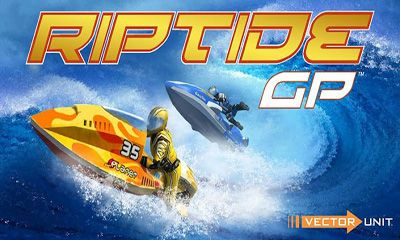 Screenshots of the Riptide GP for Android tablet, phone.