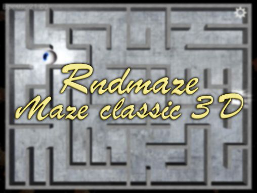 Download Rndmaze: Maze classic 3D Android free game. Get full version of Android apk app Rndmaze: Maze classic 3D for tablet and phone.