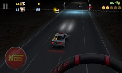 Screenshots of the Road Smash for Android tablet, phone.