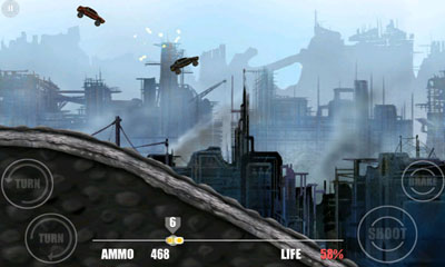 Screenshots of the Road Warrior for Android tablet, phone.
