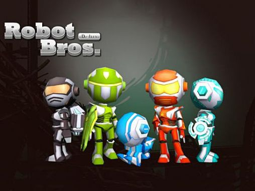 Download Robot bros deluxe Android free game. Get full version of Android apk app Robot bros deluxe for tablet and phone.