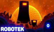 In addition to the game Tanks 1990 for Android phones and tablets, you can also download Robotek for free.
