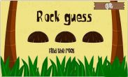 In addition to the game Acceler8 for Android phones and tablets, you can also download Rock Guess for free.