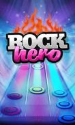 In addition to the game Rule the Sky for Android phones and tablets, you can also download Rock hero for free.