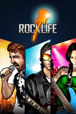 Download Rock life: Be a guitar hero Android free game. Get full version of Android apk app Rock life: Be a guitar hero for tablet and phone.