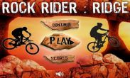 In addition to the game Wrath of savage for Android phones and tablets, you can also download Rock Rider: Ridge for free.