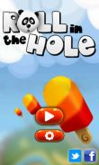 In addition to the game Air Wings for Android phones and tablets, you can also download Role in the Hole for free.