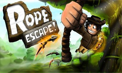 Screenshots of the Rope Escape for Android tablet, phone.