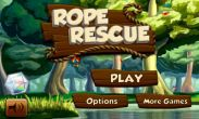 In addition to the game Rail Maze for Android phones and tablets, you can also download Rope Rescue for free.