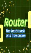 In addition to the game Northern tale for Android phones and tablets, you can also download Router for free.
