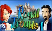 In addition to the game Jewels Legend for Android phones and tablets, you can also download Royal Trouble for free.