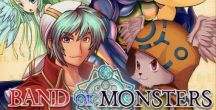 In addition to the game  for Android phones and tablets, you can also download RPG Band of Monsters for free.