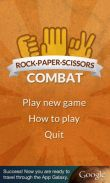 In addition to the game Pivvot for Android phones and tablets, you can also download RPS Combat for free.