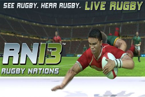 Download Rugby nations 13 Android free game. Get full version of Android apk app Rugby nations 13 for tablet and phone.