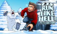 In addition to the game Come on Baby! for Android phones and tablets, you can also download Run Like Hell! Yeti Edition for free.