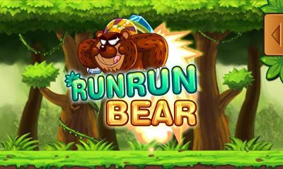 Screenshots of the Run Run Bear for Android tablet, phone.