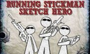 In addition to the game Fighting Tiger 3D for Android phones and tablets, you can also download Running Stickman: Sketch hero for free.