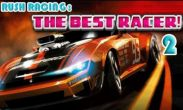 In addition to the game C.H.A.O.S Tournament HD for Android phones and tablets, you can also download Rush racing 2: The best racer for free.