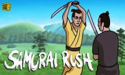 In addition to the game Zombie War for Android phones and tablets, you can also download Samurai Rush for free.