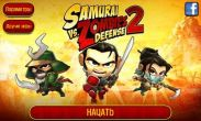 In addition to the game Cut the Birds for Android phones and tablets, you can also download Samurai vs Zombies Defense 2 for free.