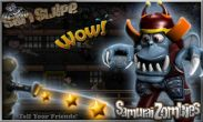 In addition to the game Mike V: Skateboard Party HD for Android phones and tablets, you can also download Samurai Zombies for free.