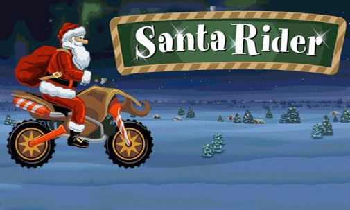 Download Santa rider Android free game. Get full version of Android apk app Santa rider for tablet and phone.