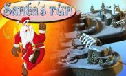 In addition to the game War of legions for Android phones and tablets, you can also download Santa's run for free.