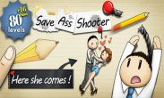 In addition to the game Marble Blast 3 for Android phones and tablets, you can also download Save Ass Shooter for free.
