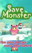 In addition to the game Train Sim for Android phones and tablets, you can also download Save Monster for free.