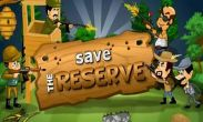 In addition to the game Cut the Rope: Experiments for Android phones and tablets, you can also download Save the Reserve HD for free.