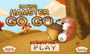 In addition to the game 3D Badminton II for Android phones and tablets, you can also download Saving Hamster Go Go for free.