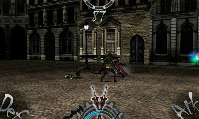 Screenshots of the Scaresoul for Android tablet, phone.