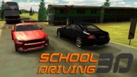 In addition to the game Lyne for Android phones and tablets, you can also download School driving 3D for free.