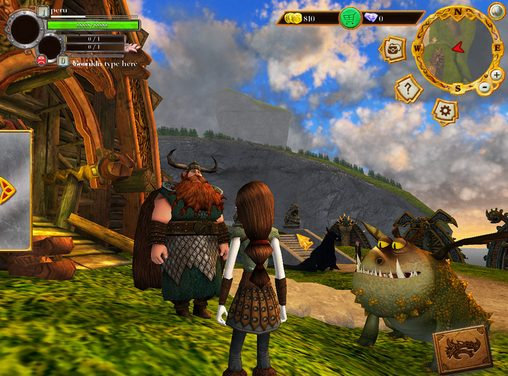 school of dragons free game